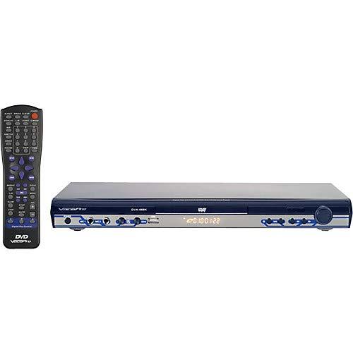 DVX-668K Multi-format Karaoke Player from VocoPro
