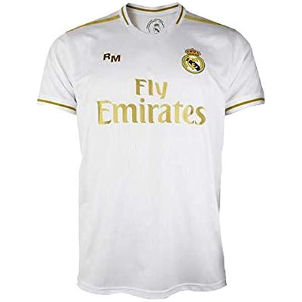 Camiseta 1ª equipación del Real Madrid 2019-2020 - Replica Oficial ...
