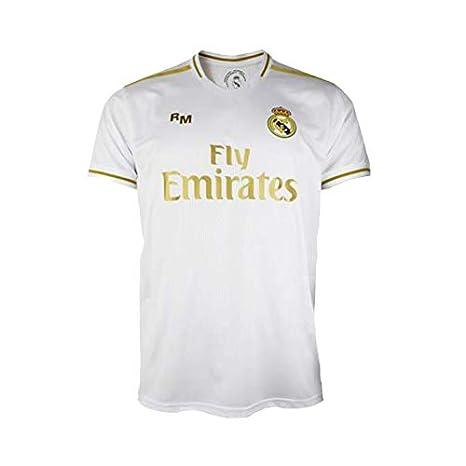 Camiseta 1ª equipación del Real Madrid 2019-2020 - Replica ...