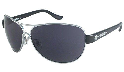 Moschino Gafas de sol MO-59401 plata: Amazon.es: Ropa y ...