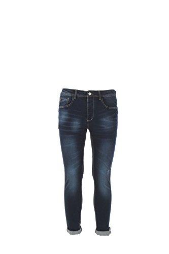 Jeans Uomo Yes-zee 34 Denim P609 F515 Primavera Estate 2017
