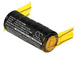 Replacement For AIR SHIELDS-VICKERS C450 INCUBATOR Battery