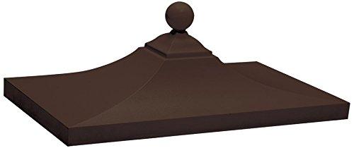 Salsbury Industries 3350BRZ Regency Decorative CBU Top, Bronze