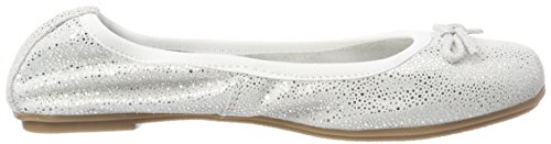 White Ballet Closed 42404 100 MARCO TOZZI Flats premio Girls' Toe White YAqWaW8gp