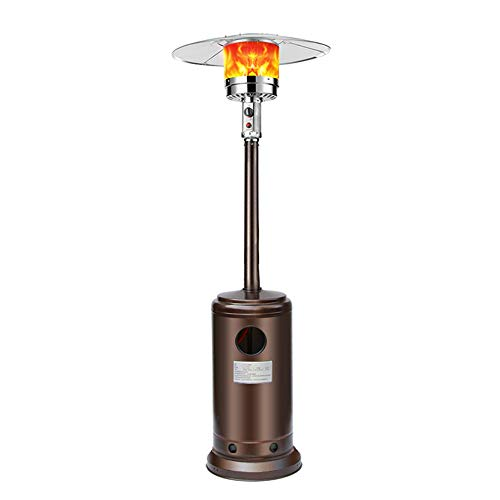 Calefacción LHA Calentador de Gas licuado, Estufa de de Paraguas, Estufa de Asar, hogar Comercial, Exterior