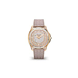 Best Epic Trends 31WJ4alGSFL._SS300_ Patek Philippe Aquanaut Rose Gold 5062-450R-001 with 160 Brilliant-Cut Diamonds and 76 Baguette Diamonds dial