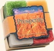Crystal Journey Herbal Magic Gift Set - Prosperity by Crystal Journey