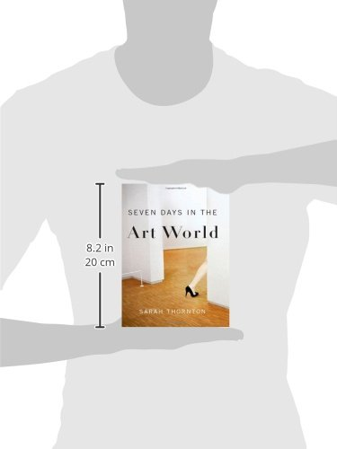 seven days in the art world The following is an excerpt from seven days in the art world, by sarah thornton introduction seven days in the art world is a time capsule of a remark- able period in the history of art.