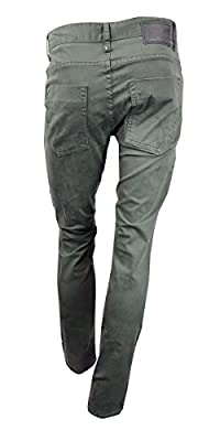Calvin Klein Men's Slim Straight Sateen Pant
