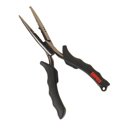 Rapala 6 1/2 Stainless Steel Pliers Rapala Stainless Steel Fishing Pliers