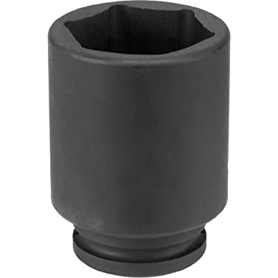 "Grey Pneumatic 3068D 3/4"" Drive x 2-1/8"" Deep Socket: Automotive"