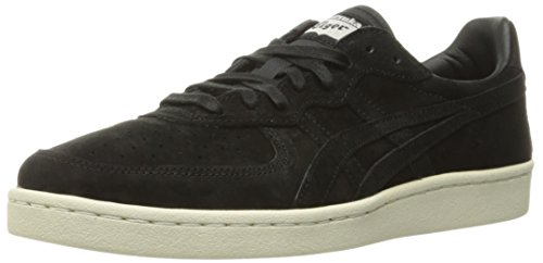 Tigre Onitsuka Mens Mode Gsm Baskets Noir / Noir
