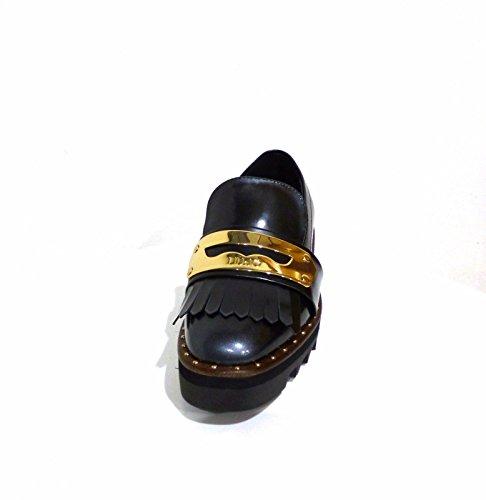 Chaussures noir pour liu lacets de femme à jo noir ville qnAaxSf