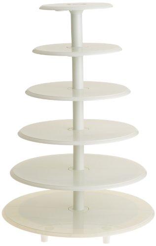 Wilton 307-892 Towering Tiers Cake & Cupcake Stand