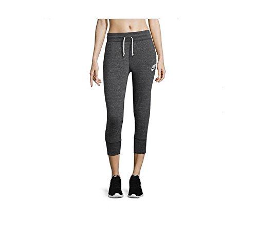 Nike Femmes Gym Vintage Sport Capris Anthracite