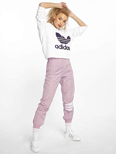 o mujer pu morado Originals Adidas Jogging para con RFHTRqS