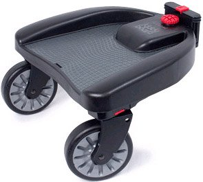 Lascal KiddyBoard Maxi Stroller Attachment - Black