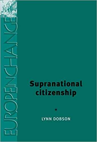 Supranational citizenship (Europe in Change MUP)