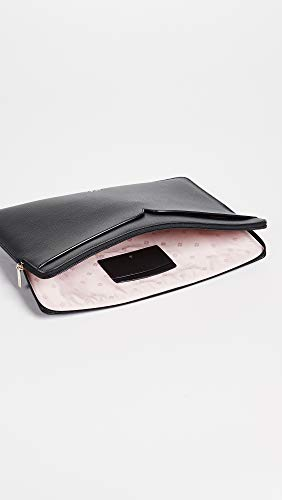 Kate Spade New York Sylvia Universal Slim Laptop Sleeve, Black, One Size by Kate Spade New York (Image #5)