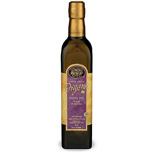 Napa Valley Naturals Organic Extra Virgin Olive Oil, 16.9 Ounce ()