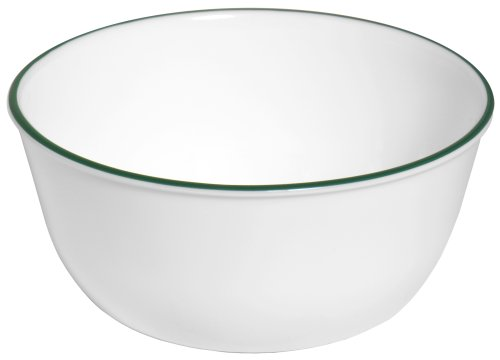 Corelle Livingware 28-Ounce Super Soup/Cereal Bowl, (Super Bowl Ceramic)