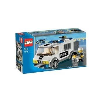Lego City Police Bulldozer Break In  Building Kit
