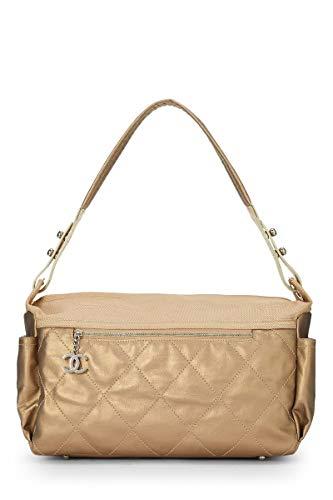 Chanel Gold Handbag - 4