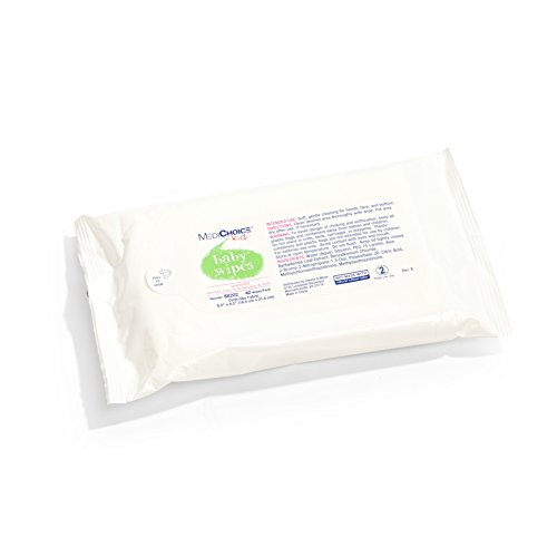 Medichoice Baby Wipes  Softpack  6 5 In  X 8 5 In   1314088202  Case Of 960