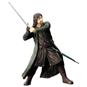 Character Replicas (Lord of The Rings Character Replica Figure: Strider)