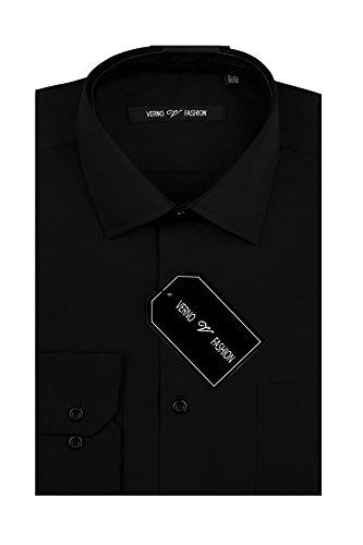 Long Sleeve Fashion Dress Shirt - 4