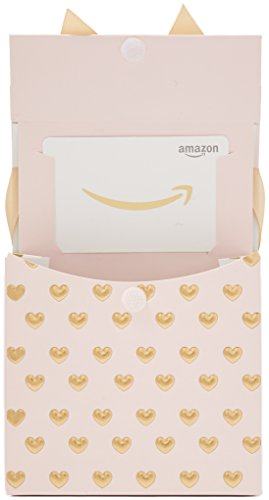 Amazon.com Gift Card in a Pink and Gold Gift Bag by Amazon (Image #2)