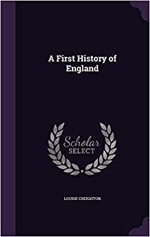 A First History of England