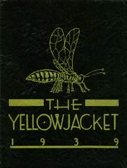 Junior Cruise Jacket - (Custom Reprint) Yearbook: 1939 Waterville High School - Yellowjacket Yearbook (Waterville, KS)
