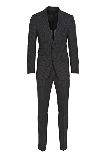 Wholesale Tom Ford Suit Men's Black Blazer, Trousers Black 46R Regular Fit supplier