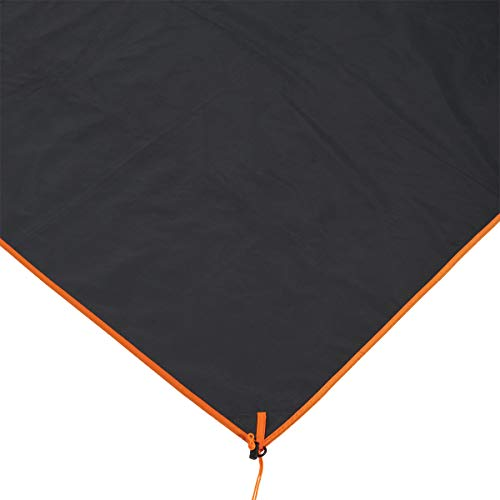 Eureka! Camp Comfort Add-On Tent Floor for Select Two-Person Eureka! Tents, Measures 82 by 50 inches