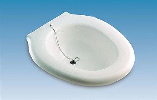 Auf die Toilette aufsetzbares Bidet
