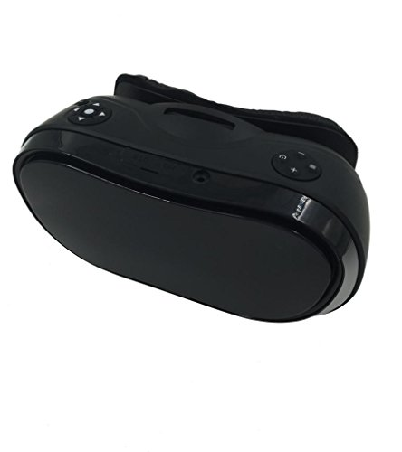All-in-one Virtual Reality 3D Glasses VR Headset, VR Box 90 FOV 5.0'' TFT Screen 1080P FPS 3D/Panorama Immersive HDMI TF Card Slot by Sonmer (Image #3)