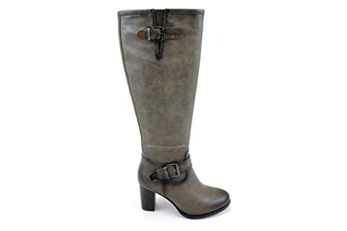 Taupe Corkys Dale Knee Womens Boots wRYqX