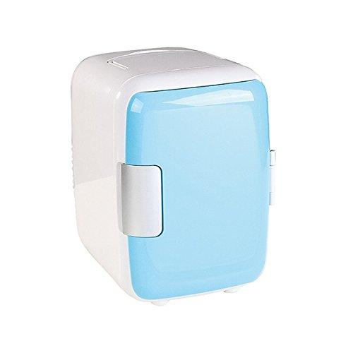 mini frigo 4 l acdc bleu et blanc good - Frigo Bleu