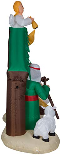 Gemmy 36707 Airblown Nativity Scene Christmas Inflatabl by Gemmy (Image #6)
