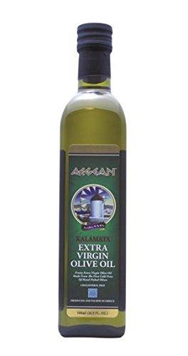 Aegean Olive - AEGEAN KALAMATA EXTRA VIRGIN OLIVE OIL 500 ML ( 3 PACK )