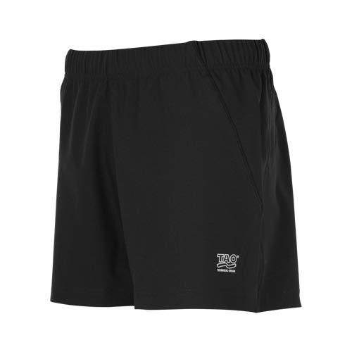 Basic Tao Mujer Tight W4007 's Negro W Sportswear Weitgeschnittene Unidad Corto qYHAw