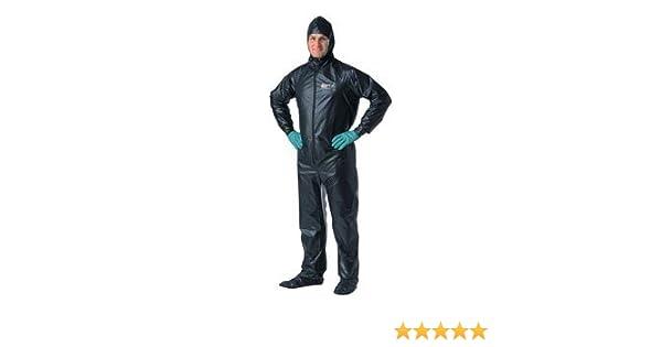 Black Shoot Suit 2001 Painter'S Coveralls Medium