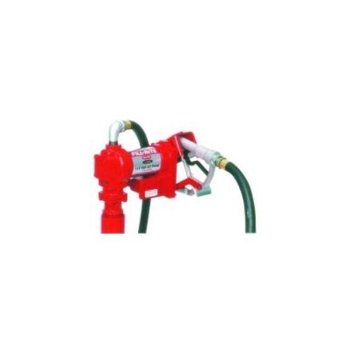 Tuthill FR610C Fill-Rite 110 Volt Light Duty Fuel Transfer Pump with Nozzle 38625