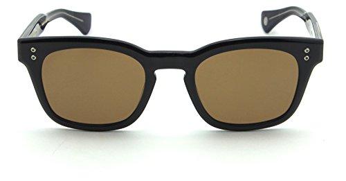 Dita DTS-102-03 MANN Mens Sunglasses Navy / Dark Brown, - Prestige Sunglasses