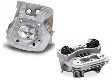S&amp,S Cycle High Output Super Stock Cylinder Head Kit 90-1496 -