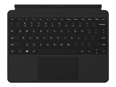 Microsoft Surface Go Type Cover - Black
