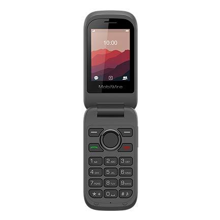 Mobiwire KOI SIM FREE 2G MOBIL PHONE Black Bluetooth, Camera, FM Radio/Mobiwire Koi Mobile Phone Black (Unlocked) with…