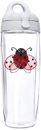 Tervis Water Bottle, Lady Bug