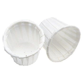 3/4 oz Souffle Cups for Die Cast Metal Pill Crusher by Ocelco